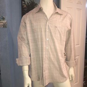 Burberry long sleeve button down